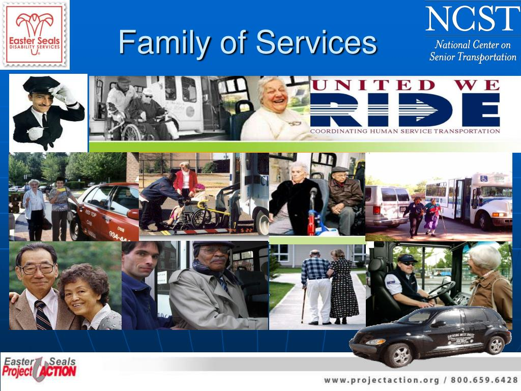 Family of Services