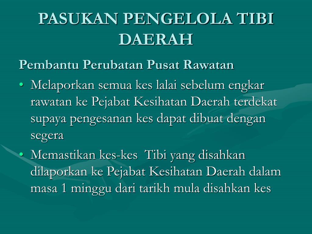 PASUKAN PENGELOLA TIBI DAERAH