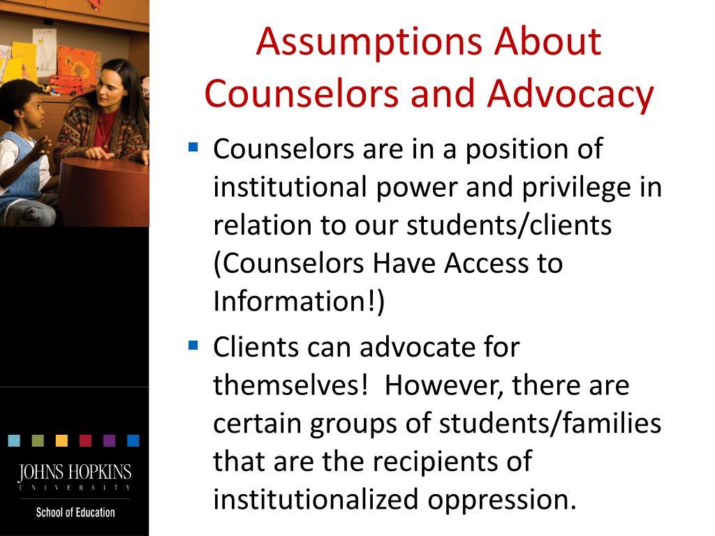 advocacy clients advocate