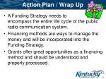 action plan wrap up