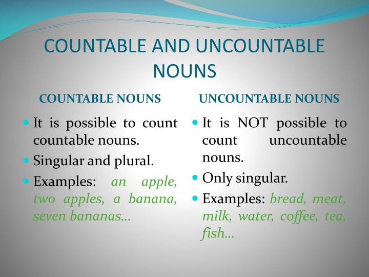 countable-and-uncountable-nouns-n Teaching Countable And Uncountable Nouns To Young Learners on