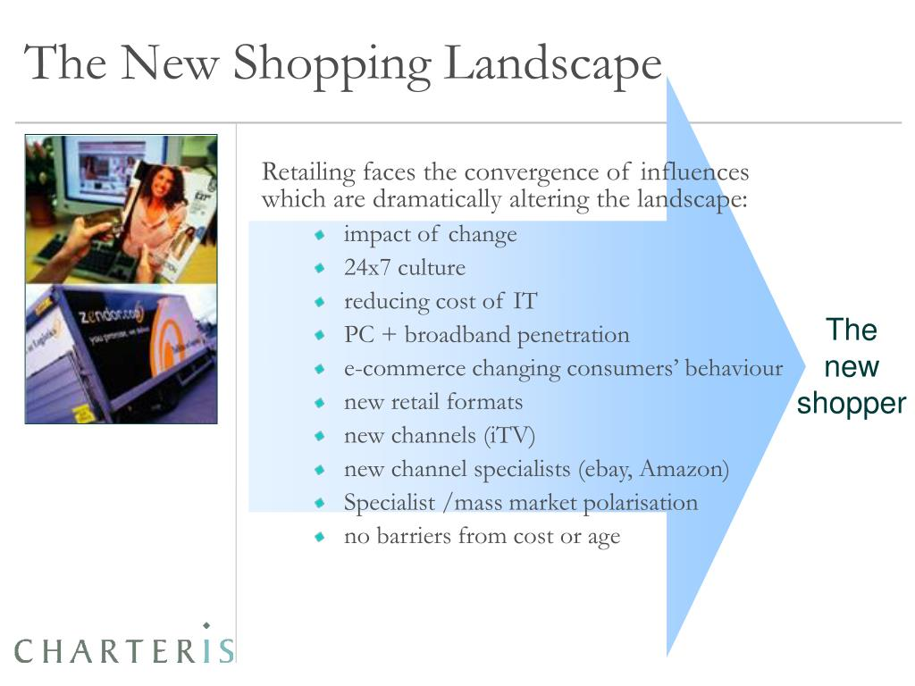 The New Shopping Landscape