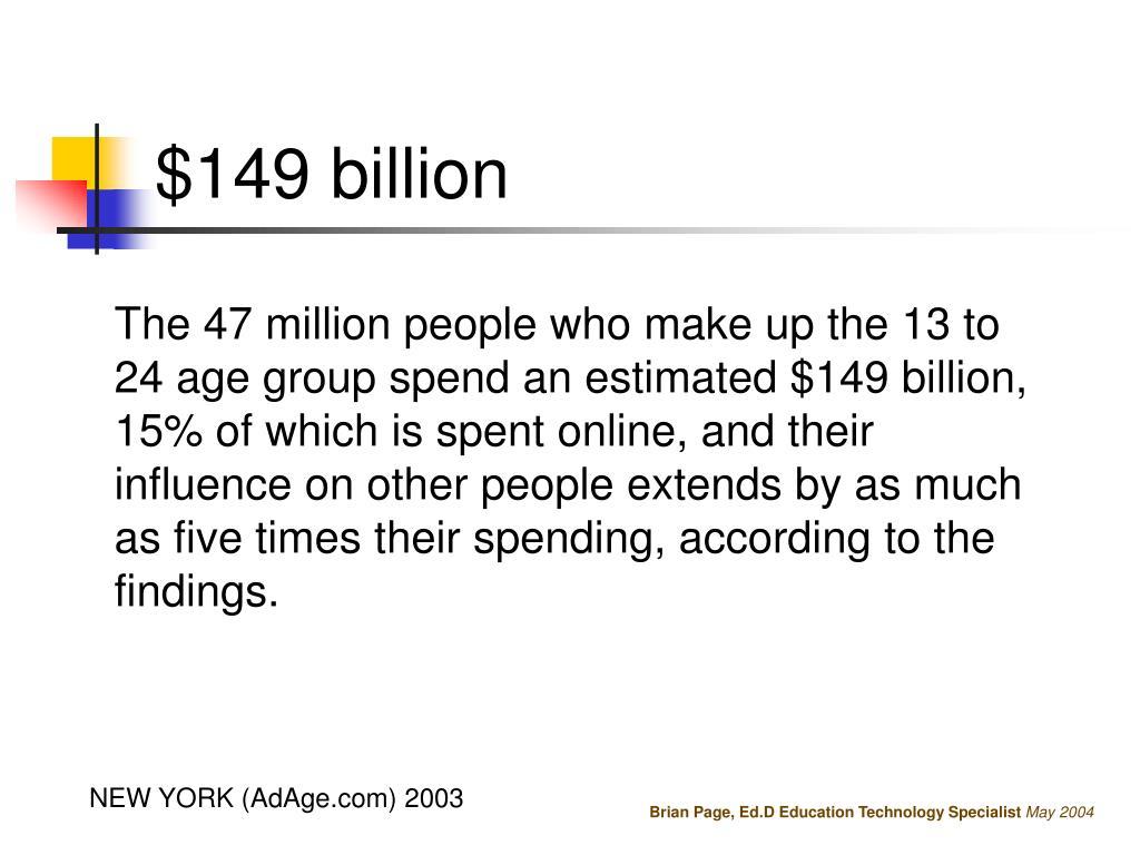$149 billion