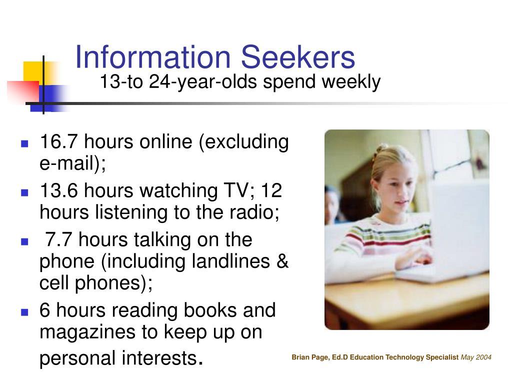 Information Seekers