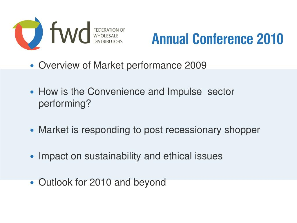 Overview of Market performance 2009