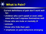 what is pain66