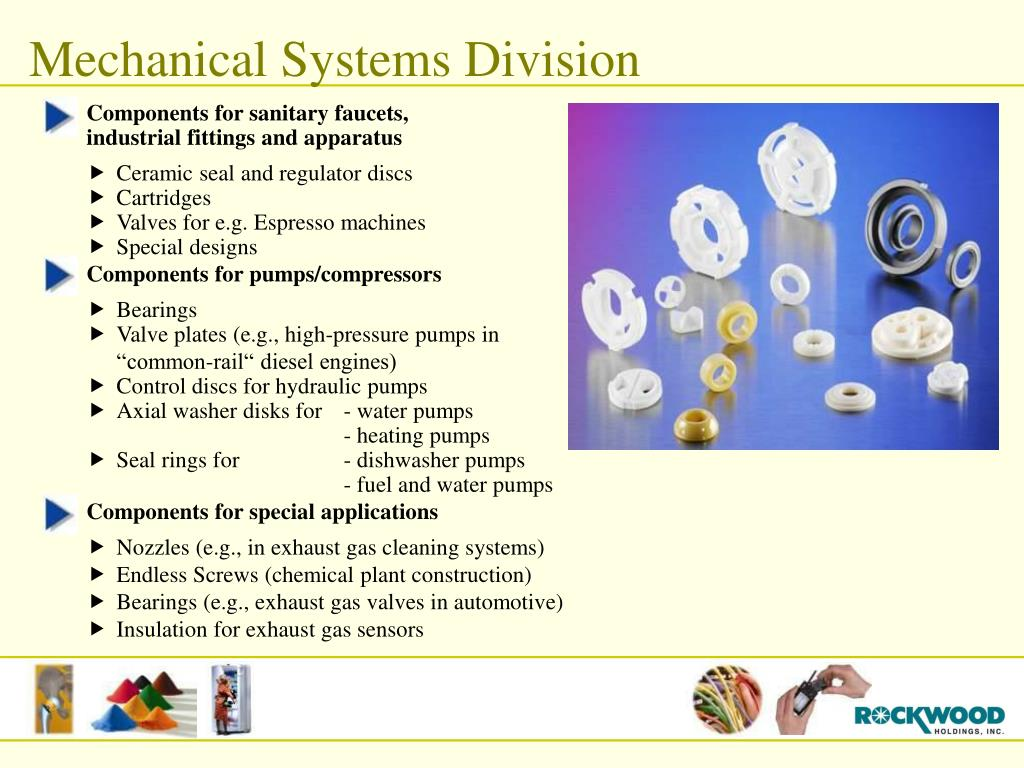 Mechanical Systems Division