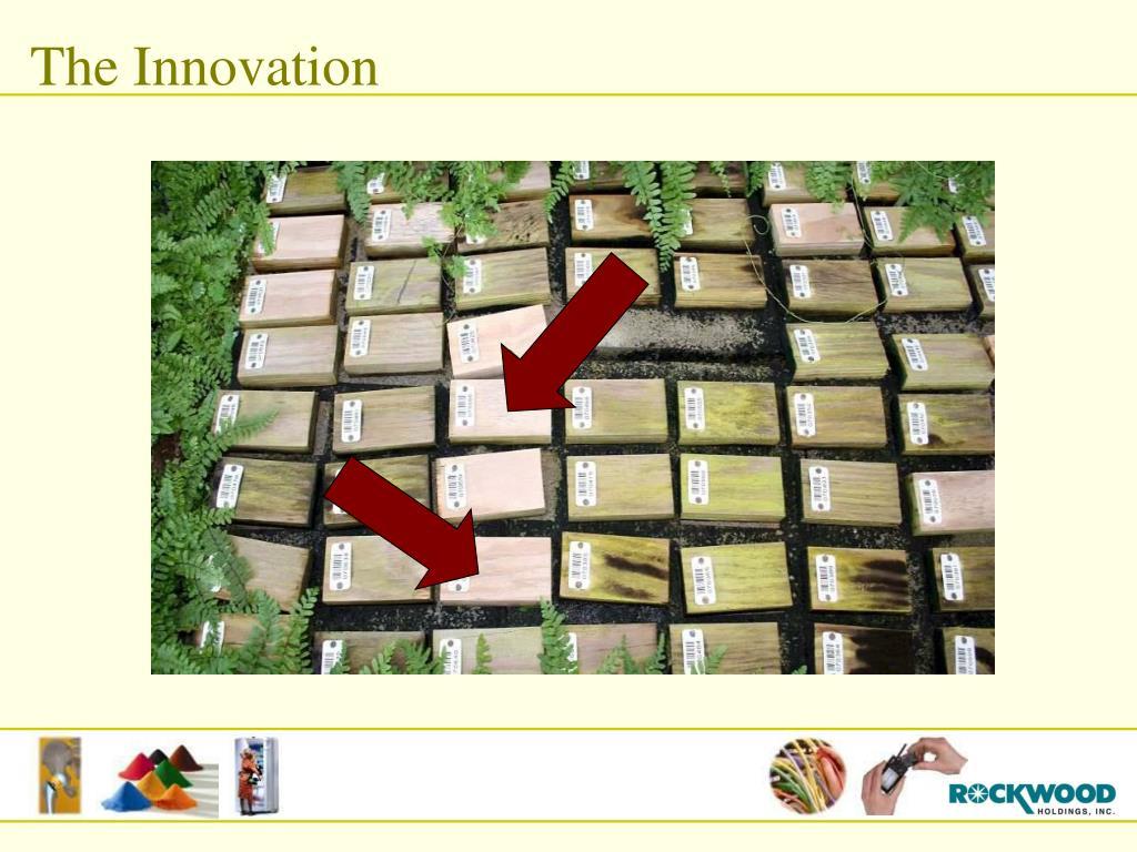 The Innovation