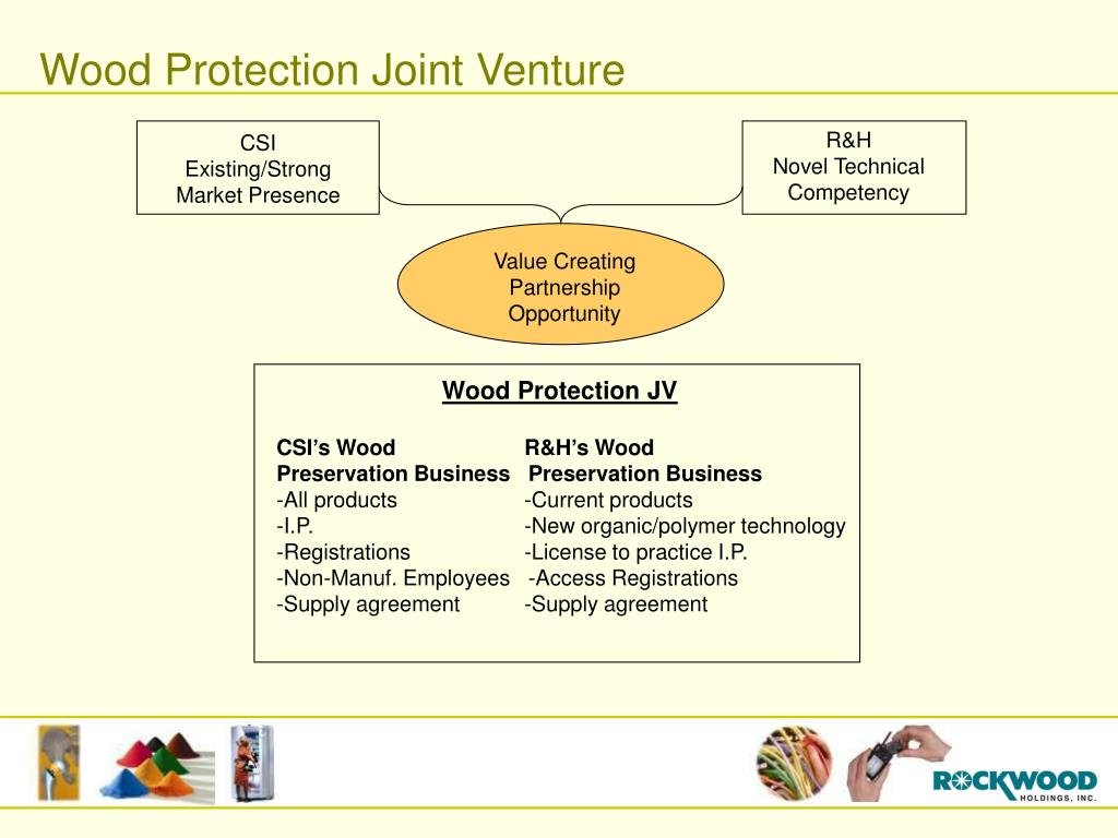 Wood Protection Joint Venture