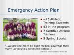 emergency action plan6