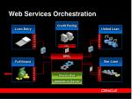 web services orchestration