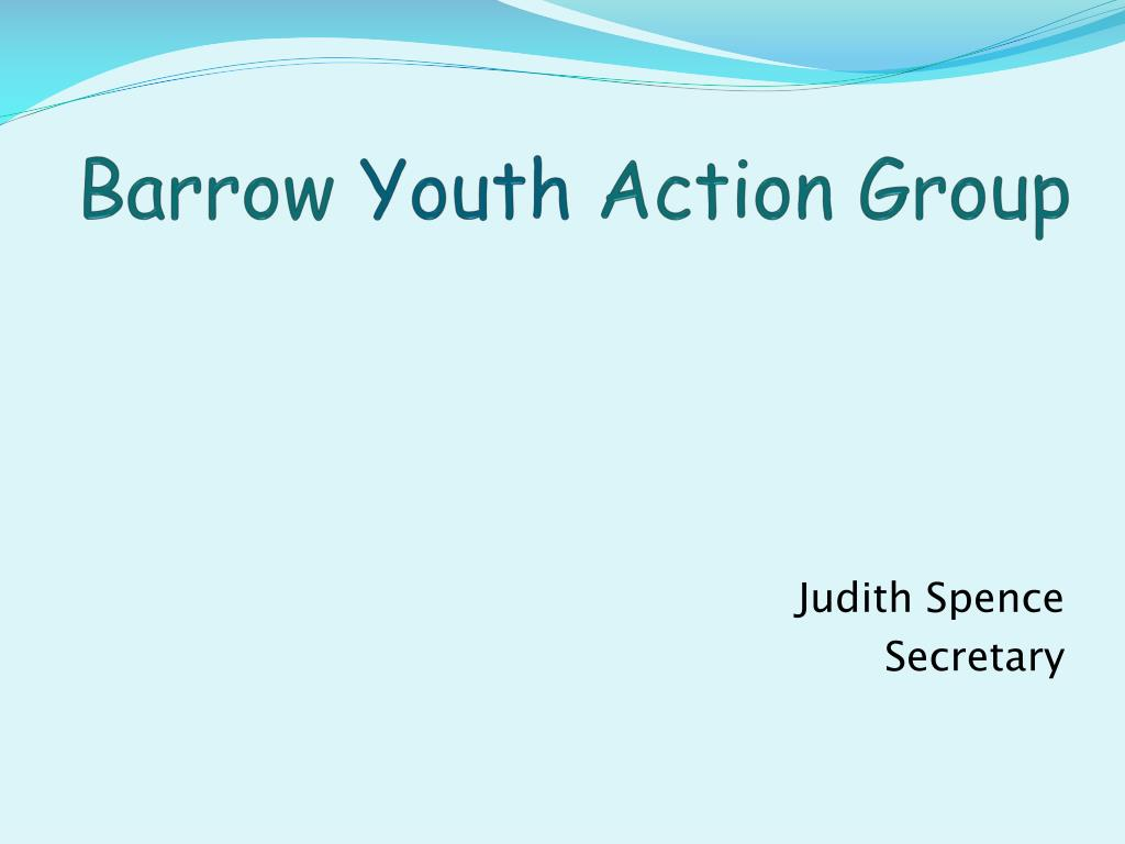 barrow youth action group l.