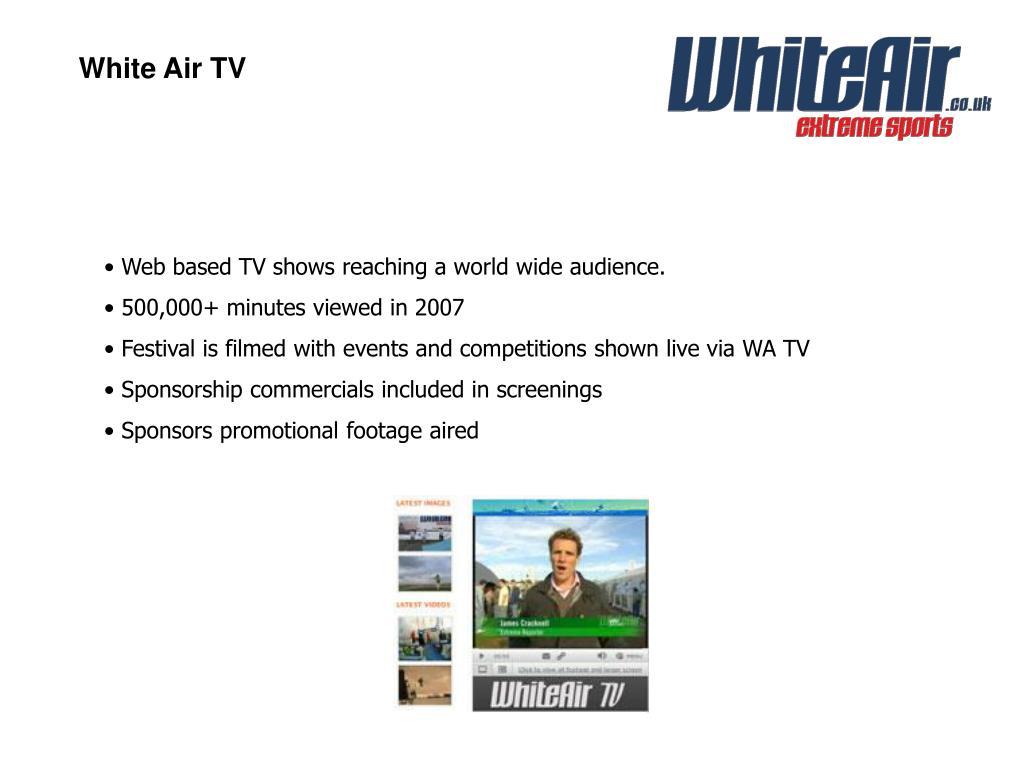 White Air TV