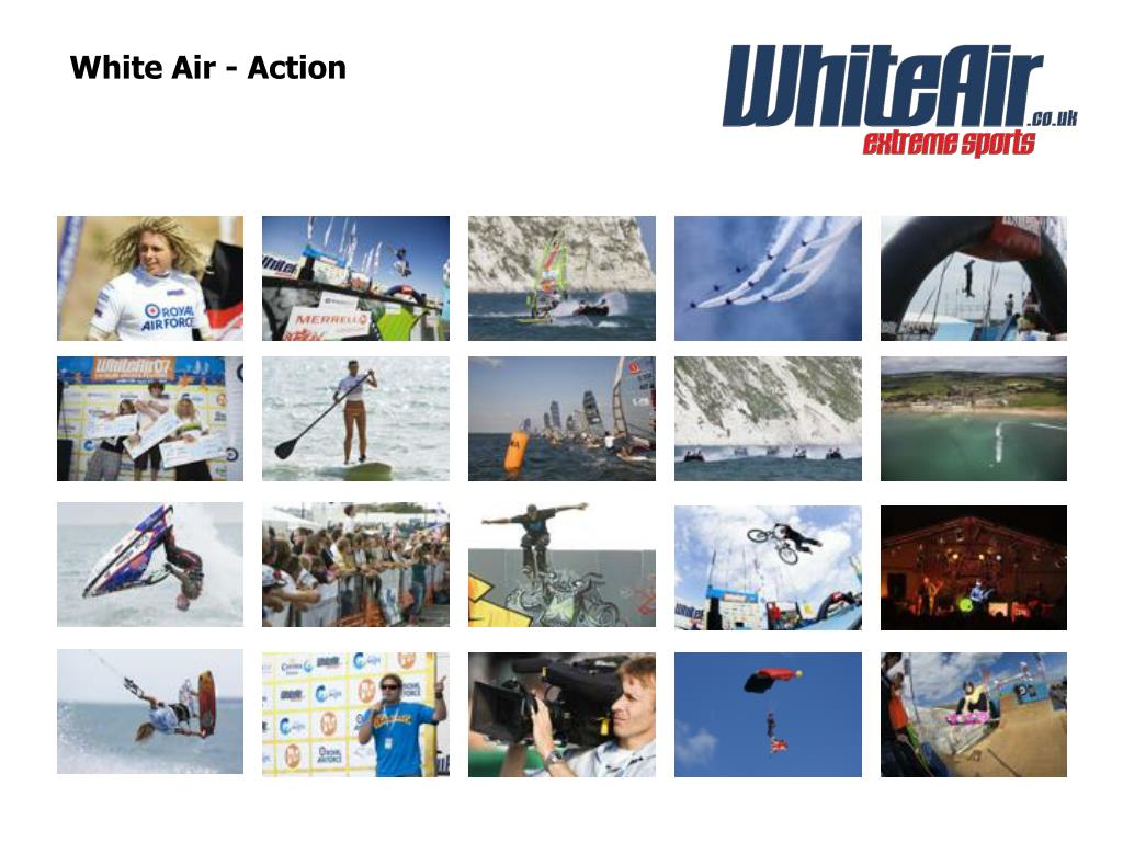 White Air - Action