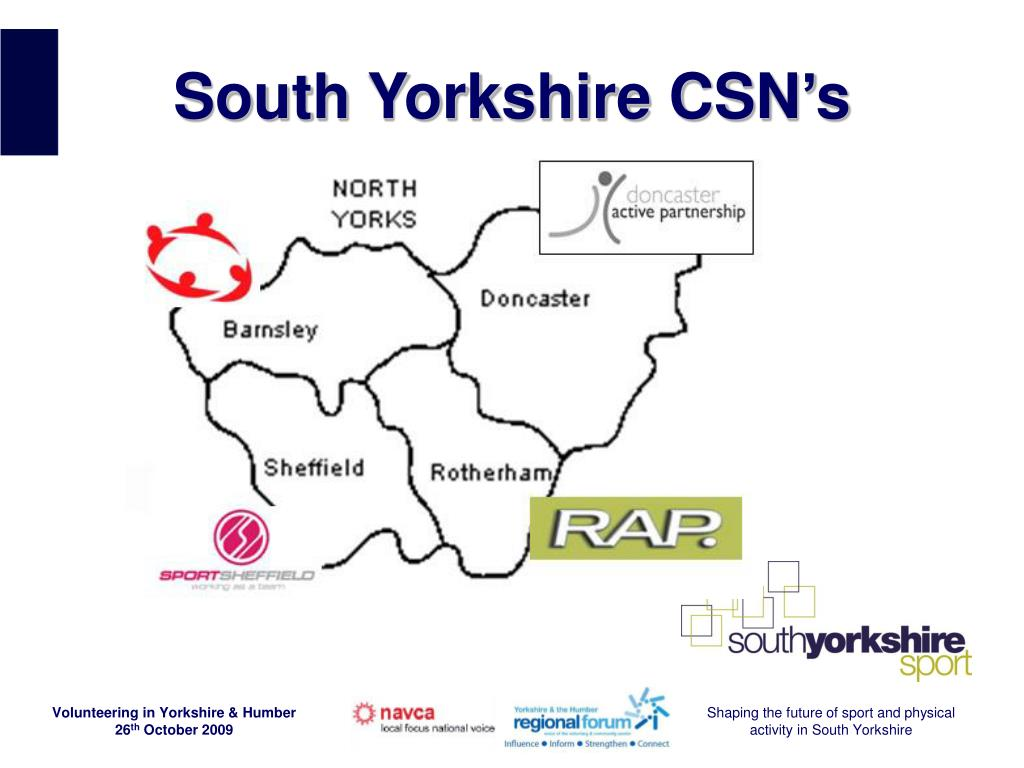 South Yorkshire CSN's