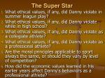 the super star