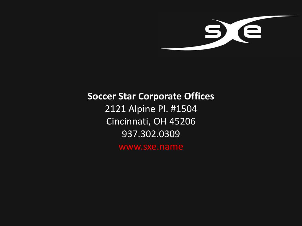 Soccer Star Corporate Offices
