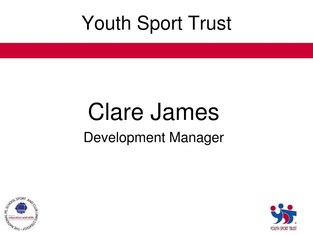 youth sport trust l.