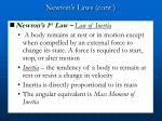 newton s laws cont
