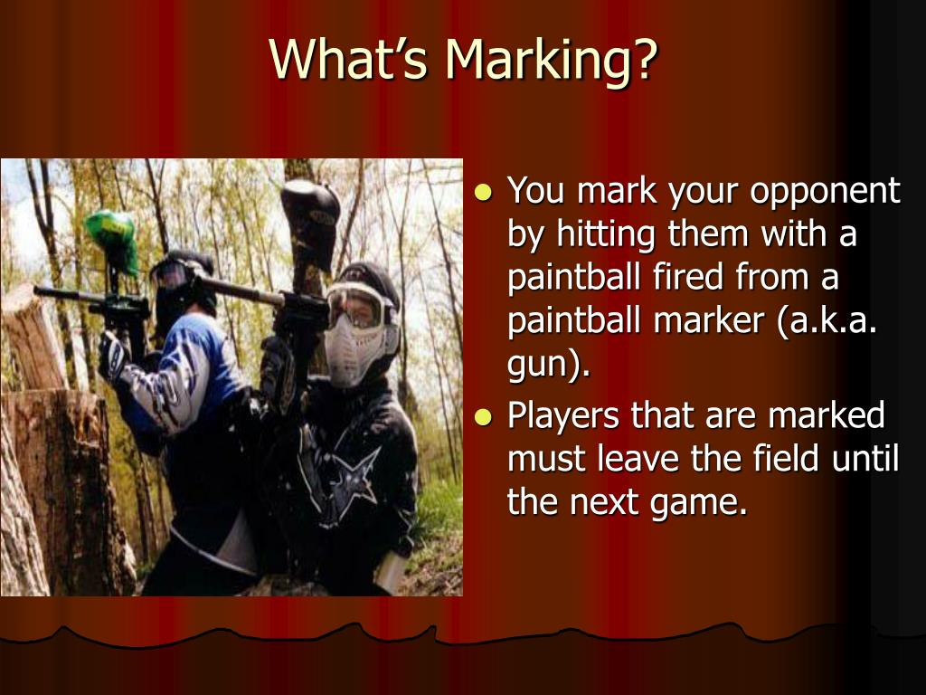 What's Marking?
