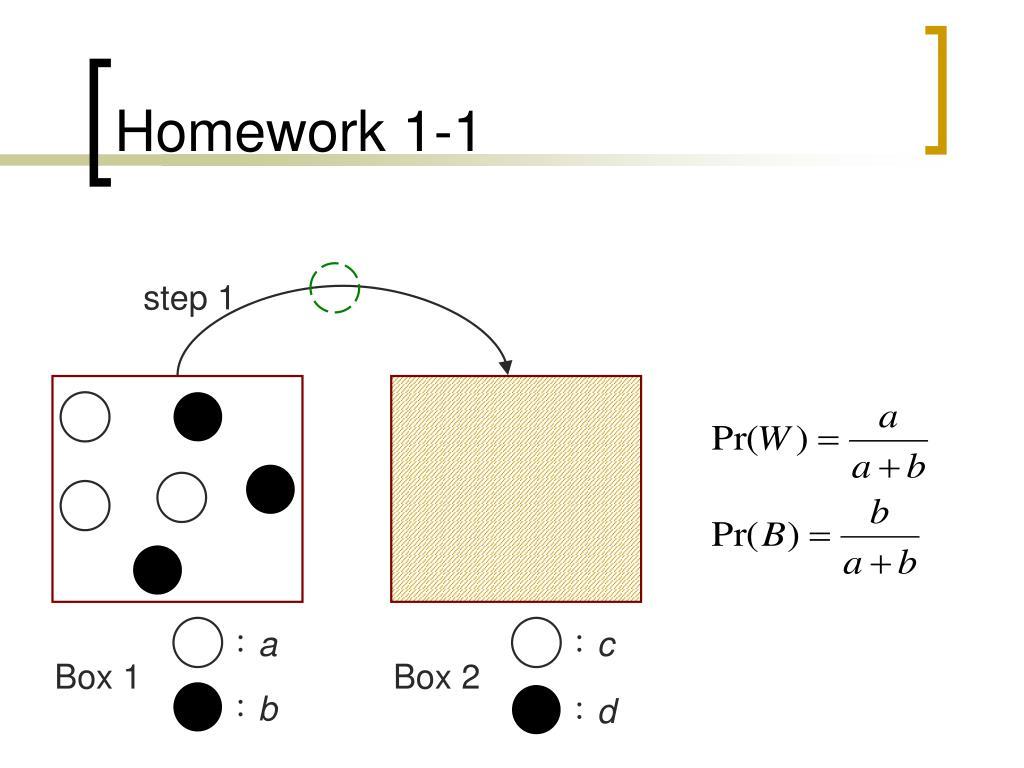 Homework 1-1