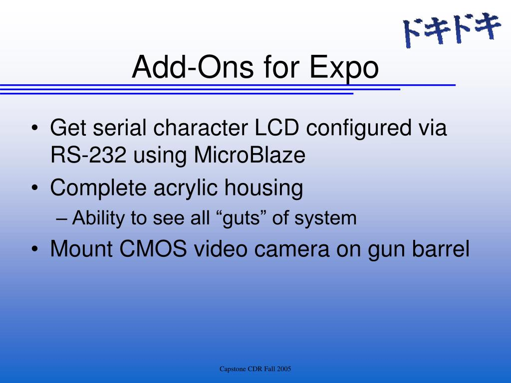 Add-Ons for Expo