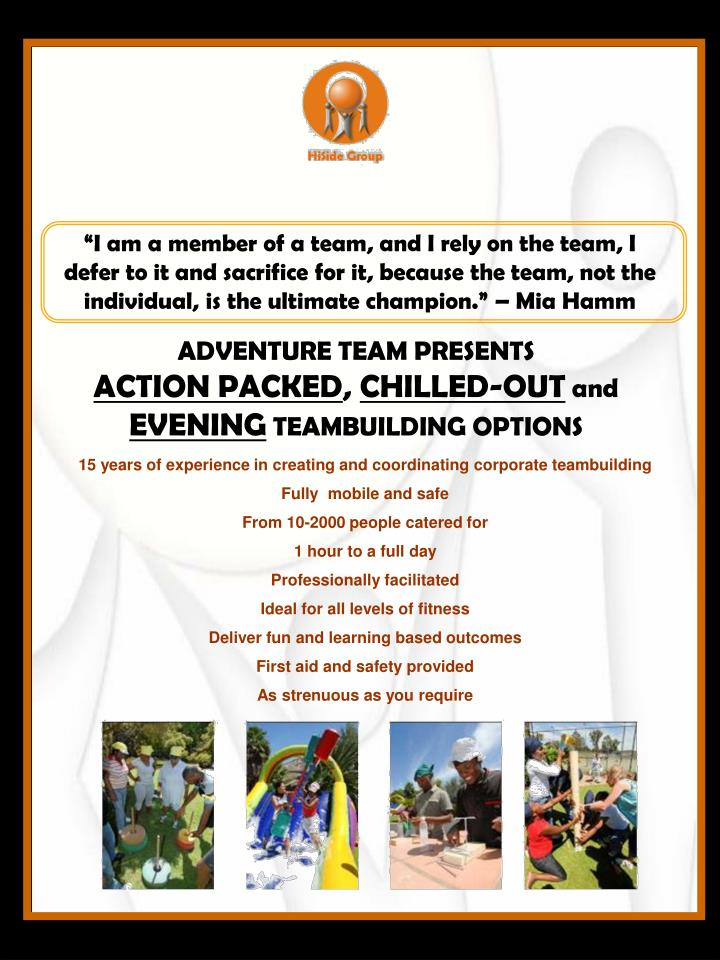 """""""I am a member of a team, and I rely on the team, I defer to it and sacrifice for it, because the ..."""