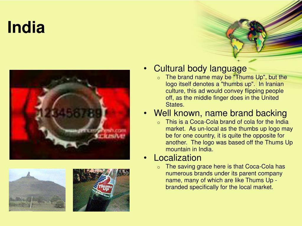 Cultural body language