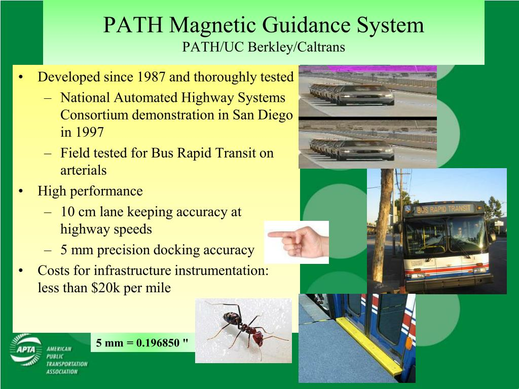 PATH Magnetic Guidance System