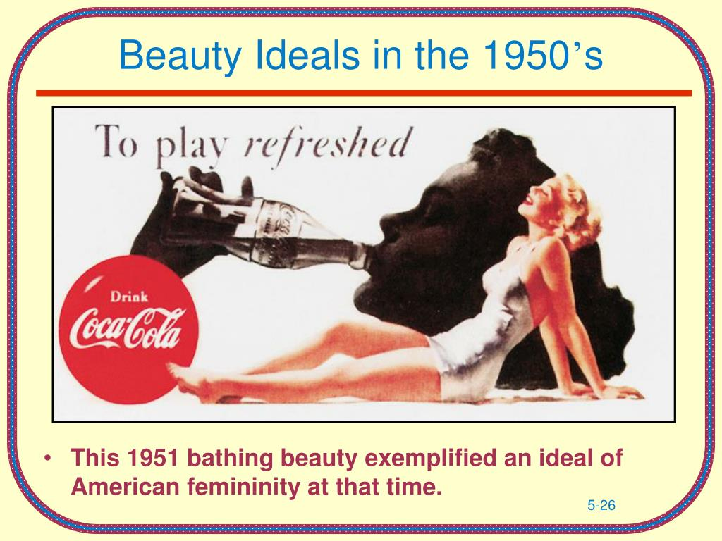 Beauty Ideals in the 1950