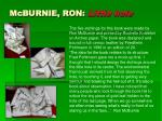 mcburnie ron little hole