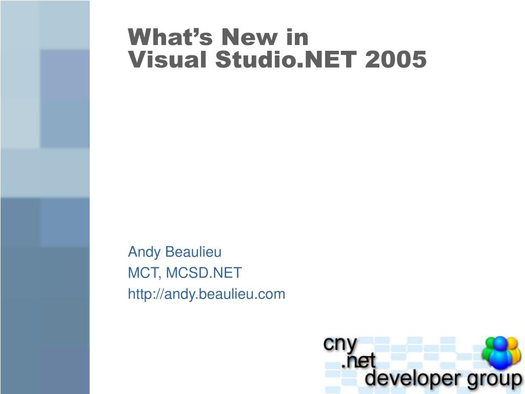 Ppt dev 301 oracle developer tools for visual studio. Net.