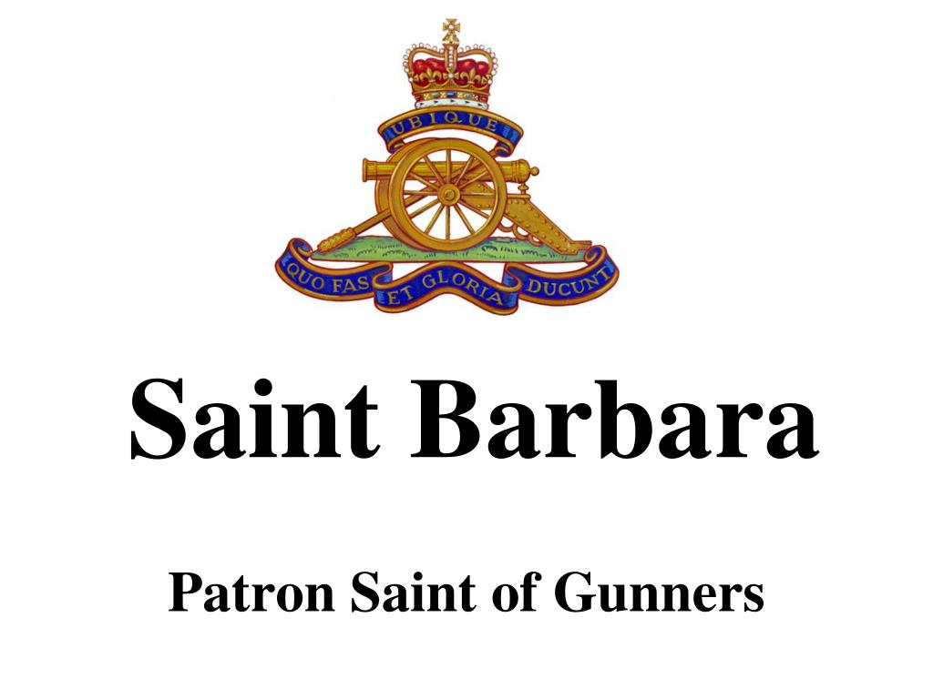saint barbara l.