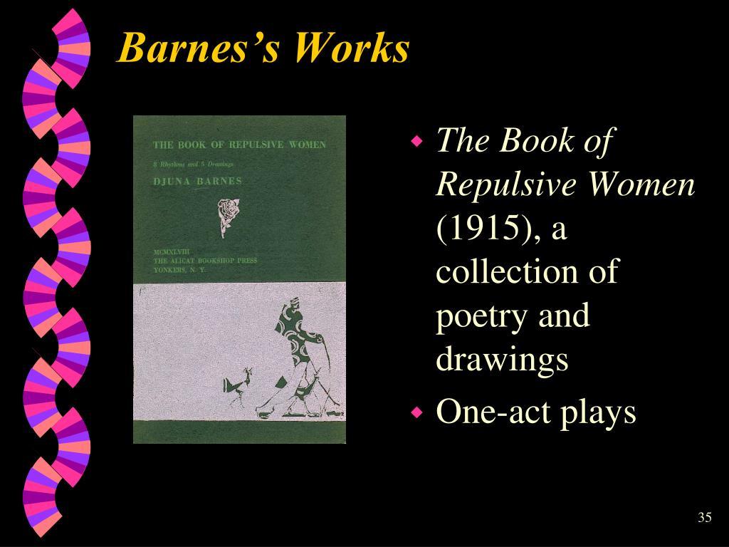 Barnes's Works