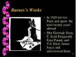 barnes s works36