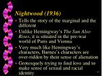 nightwood 193641