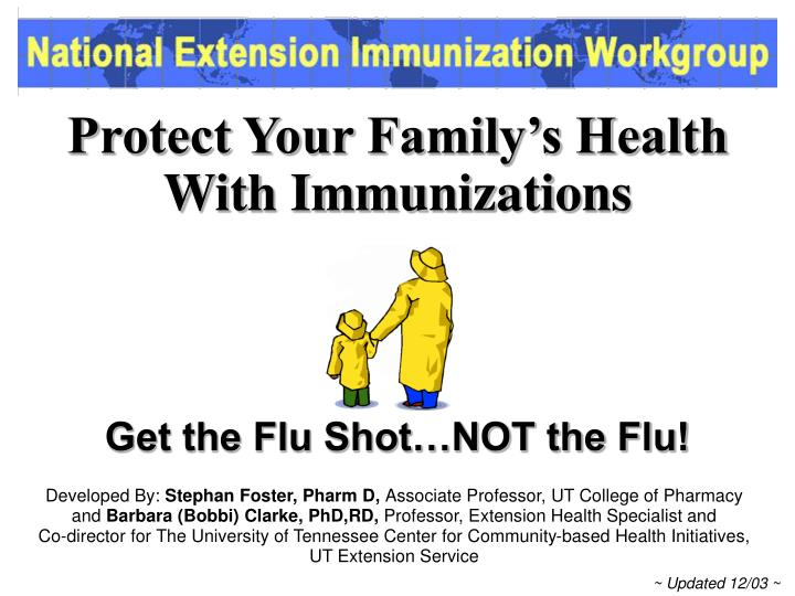 protect your family s health with immunizations n.
