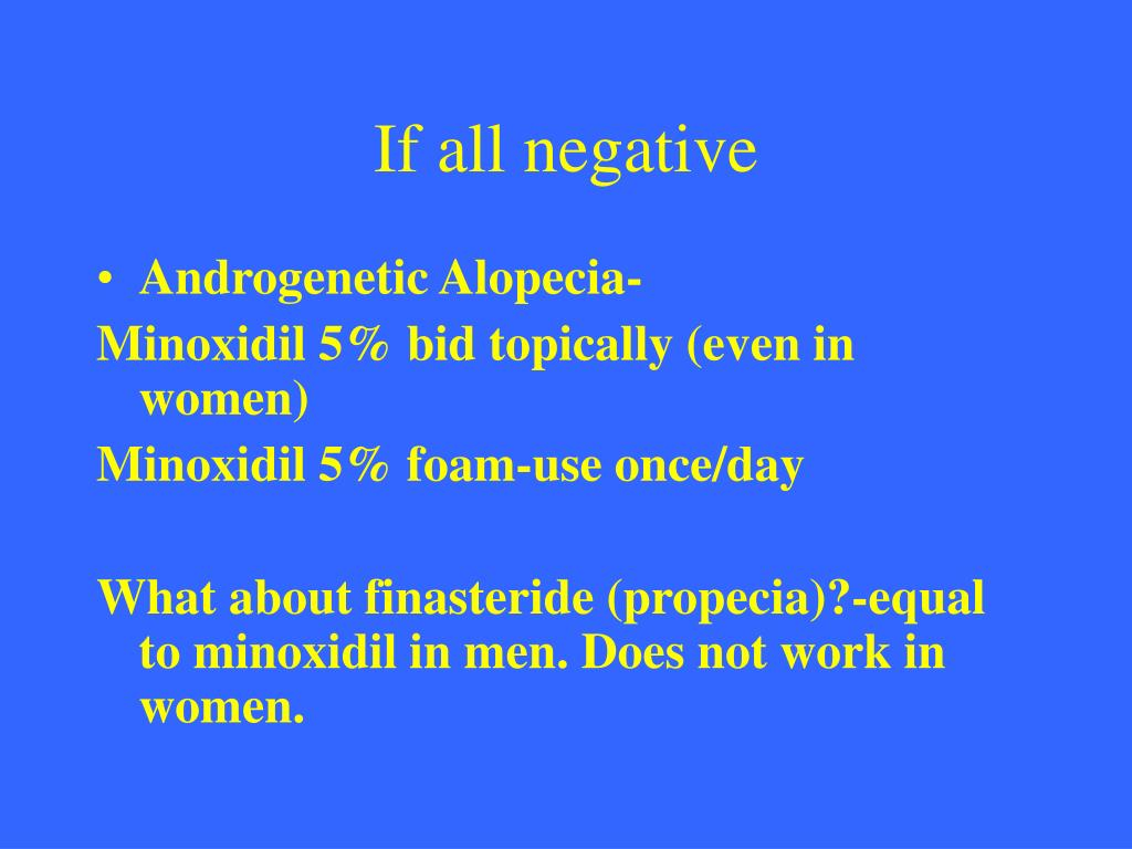 If all negative