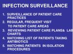 infection surveillance