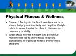 physical fitness wellness