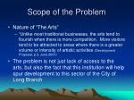 scope of the problem4