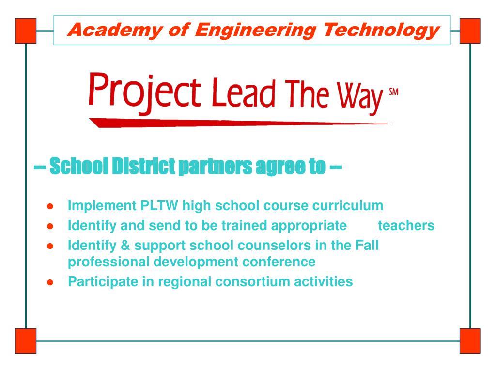 Academy of Engineering Technology