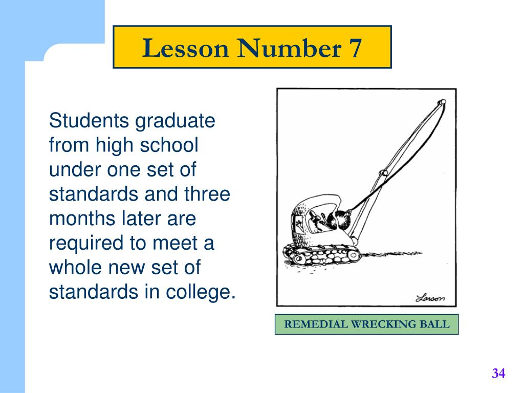 Lesson Number 7
