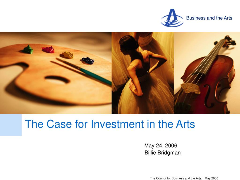 business and the arts l.