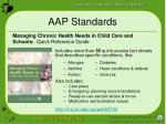 aap standards32