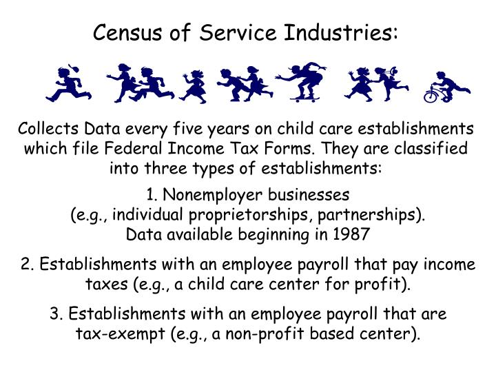 Census of Service Industries: