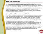 arra activities10