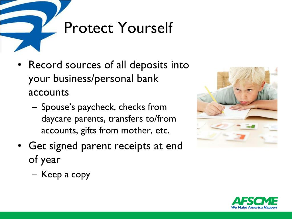 Protect Yourself