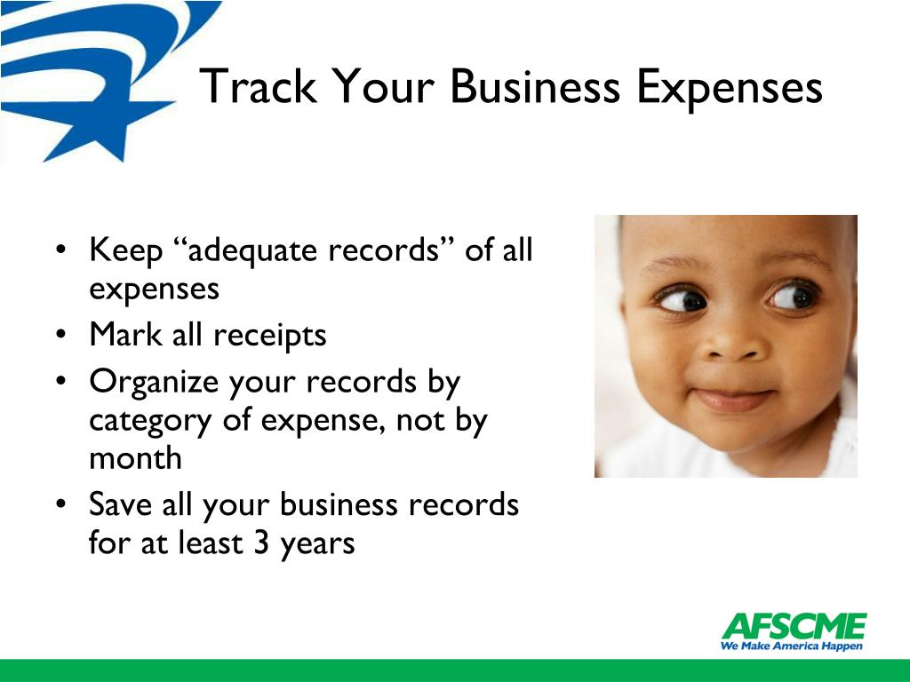 Track Your Business Expenses