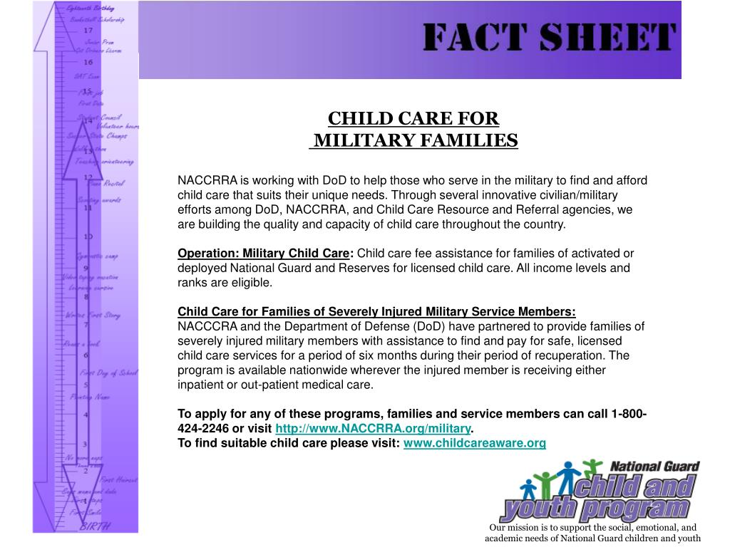 CHILD CARE FOR